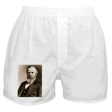 Rutherford B. Hayes Boxer Shorts