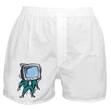 Broadcaster Boxer Shorts