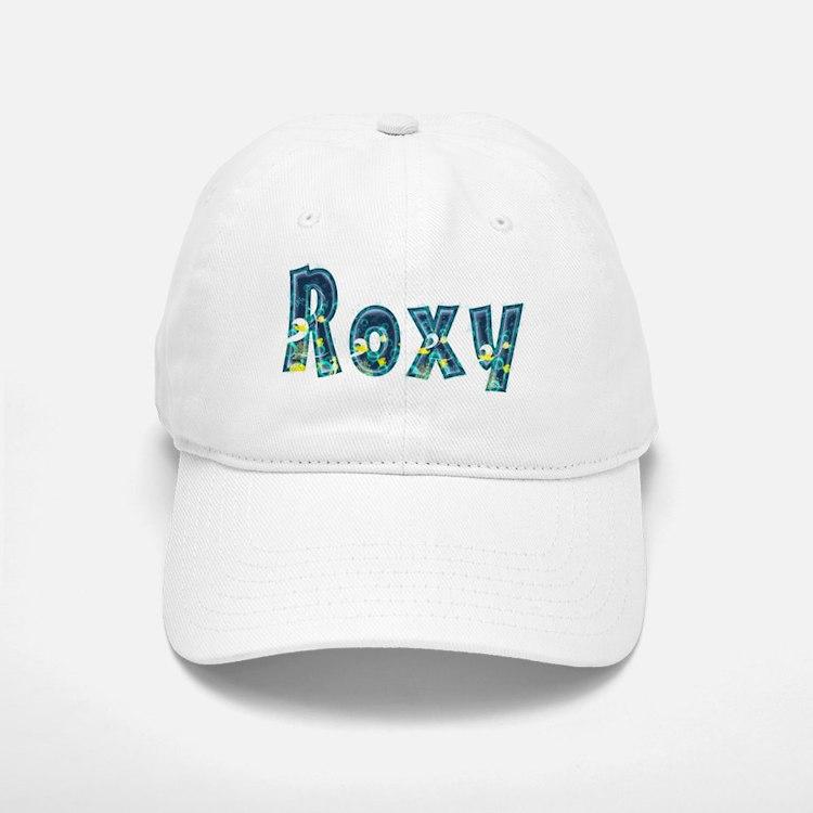 Roxy Under Sea Baseball Baseball Baseball Cap