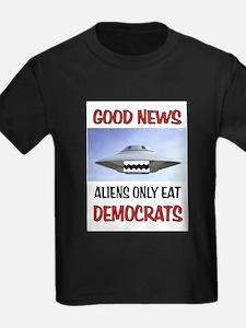 ALIENS EAT T-Shirt