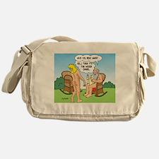 Read Marx? Messenger Bag