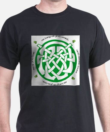 Irish Blessing (May you Live. T-Shirt