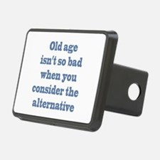 Old Age Hitch Cover