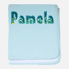 Pamela Under Sea baby blanket