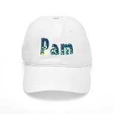 Pam Under Sea Baseball Baseball Cap