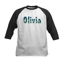 Olivia Under Sea Baseball Jersey