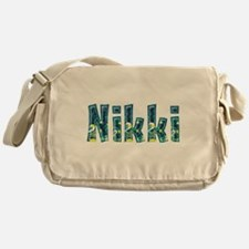 Nikki Under Sea Messenger Bag