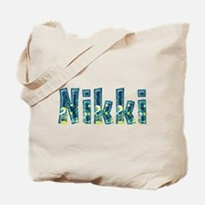 Nikki Under Sea Tote Bag