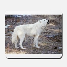 """""""Lost Wolf"""" Mousepad"""