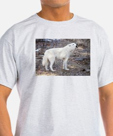 """""""Lost Wolf"""" T-Shirt"""