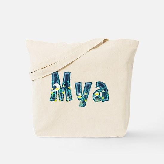 Mya Under Sea Tote Bag