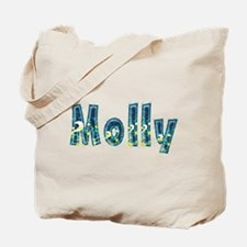 Molly Under Sea Tote Bag