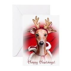Happy Howlidays Greeting Cards (6)