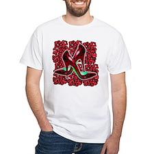 Red Leopard Stiletto's Shirt