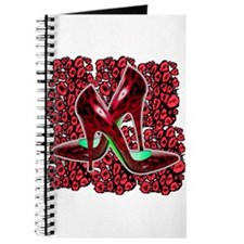 Red Leopard Stiletto's Journal