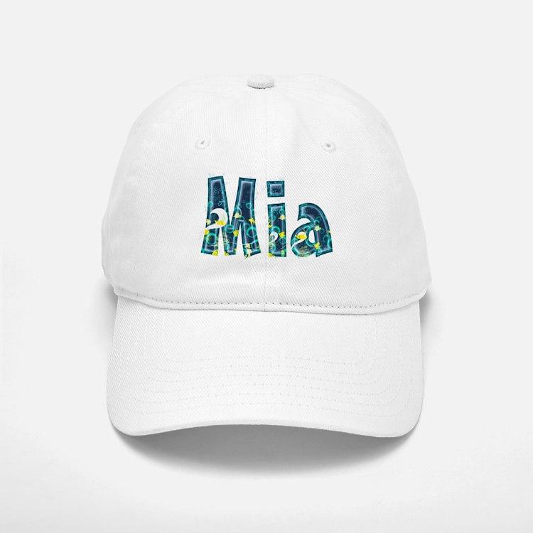 Mia Under Sea Baseball Baseball Baseball Cap