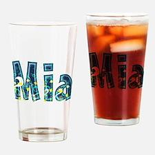 Mia Under Sea Drinking Glass