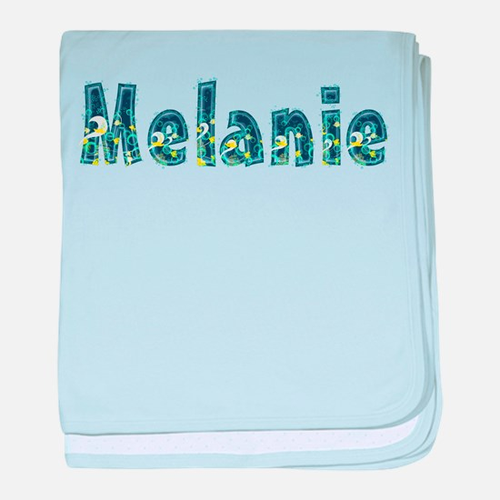 Melanie Under Sea baby blanket