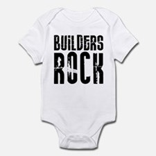 Builders Rock Infant Bodysuit