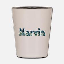 Marvin Under Sea Shot Glass
