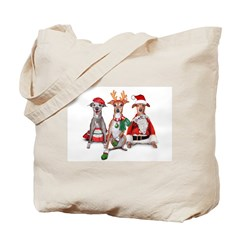 Holiday IGs Tote Bag