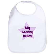 My Granny Rules Bib