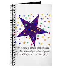 Starry Night Journal