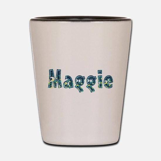 Maggie Under Sea Shot Glass