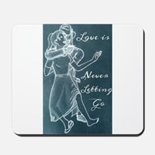 Love is Mousepad