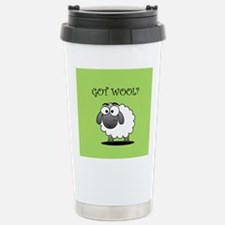 GOT WOOL? Travel Mug