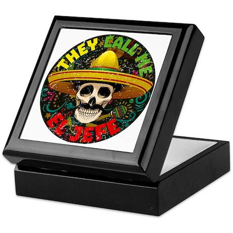 Female Frantic Skull 2 iPad Sleeve
