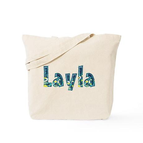 Layla Under Sea Tote Bag