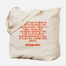 A Want Of Friends Tote Bag