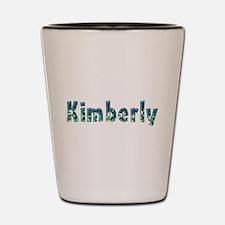 Kimberly Under Sea Shot Glass