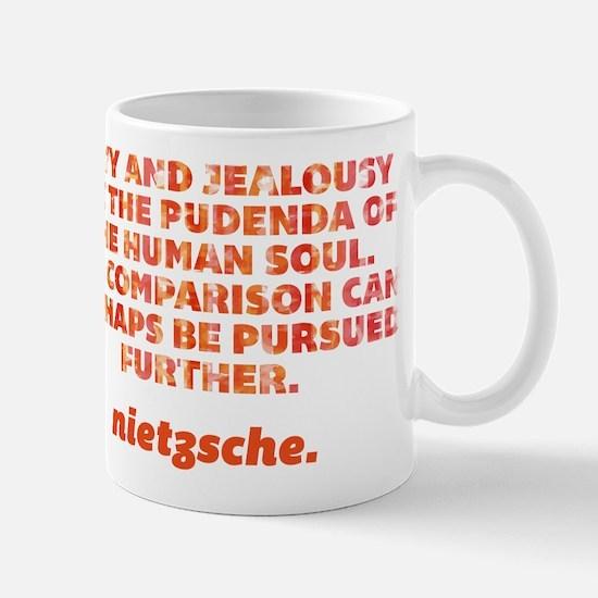Envy And Jealousy Mug
