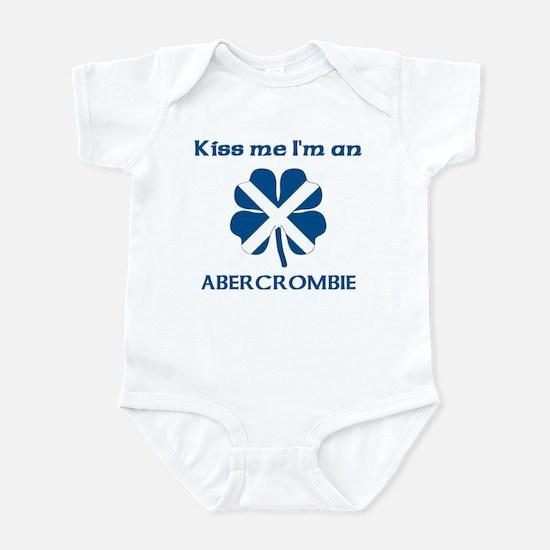 Abercrombie Family Infant Bodysuit