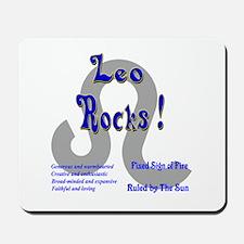 Leo Rocks ! Mousepad