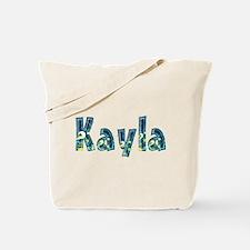 Kayla Under Sea Tote Bag