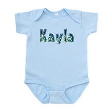 Kayla Under Sea Body Suit