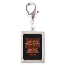 Prefer To Be Noticed Charms