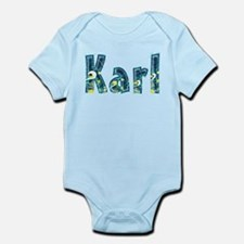 Karl Under Sea Body Suit