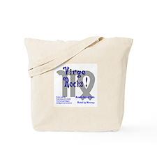 Virgo Rocks ! Tote Bag