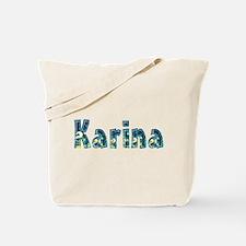 Karina Under Sea Tote Bag