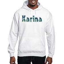 Karina Under Sea Hoodie