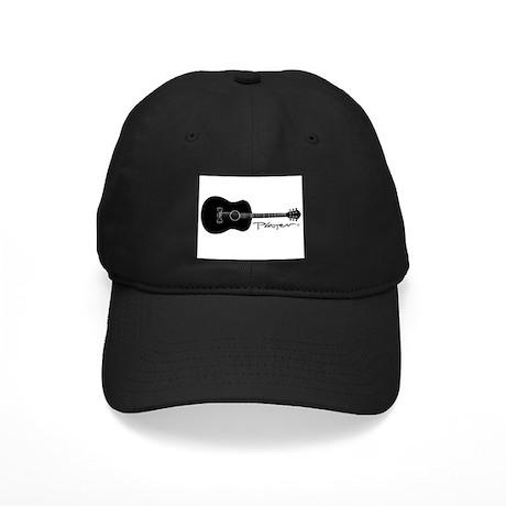 Guitar Black Cap