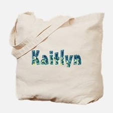 Kaitlyn Under Sea Tote Bag