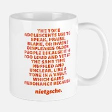 The Tone Adolescents Mug