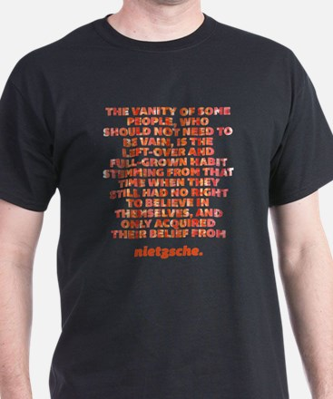 Vanity Of Some People T-Shirt
