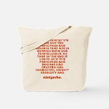 Principles And Dogmas Tote Bag