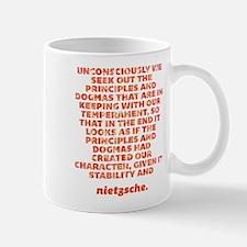 Principles And Dogmas Mug